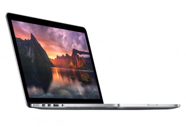 """Apple MacBook Pro 15"""" Retina 2013 A1398 Catalina Ordinateur Portable 16 Go 512 Go i7-3740QM"""