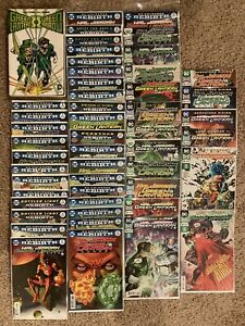 Hal Jordan Green Lantern Corps Vol Comic Omnibus Lot TPB Graphic Novel 1 2 3-50