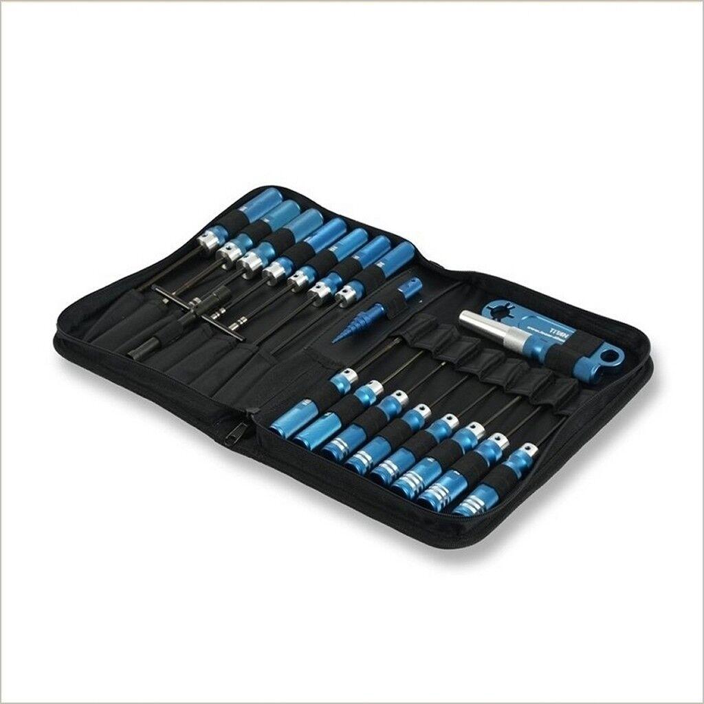 Titan-Tool-Bag-w-Tool-Set  Utility Utility Utility Screw Driver Hex Wrench ebc8ac