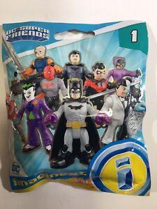 Imaginext Batman Zero Year Figure Sealed Blind Bag DC Series 1 Batman