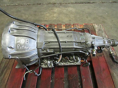JDM 90-96 Eunos Mazda Cosmo 2.0L Turbo 20B 4 Speed Automatic Transmission A/T