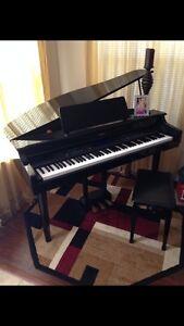 Yamaha clavinova piano cvp 600 series ebay for Yamaha cvp 303