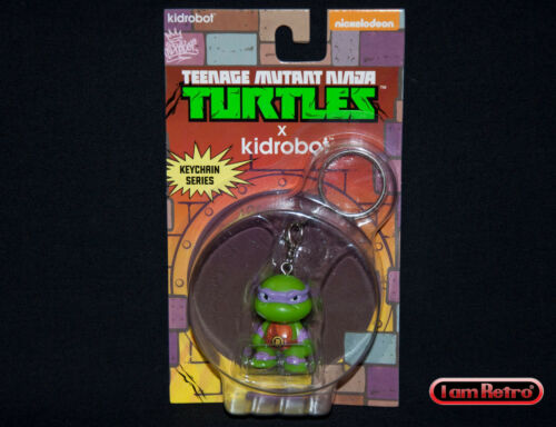 Donatello Kidrobot Additional Keychains Ship Free!! TMNT Ninja Turtles