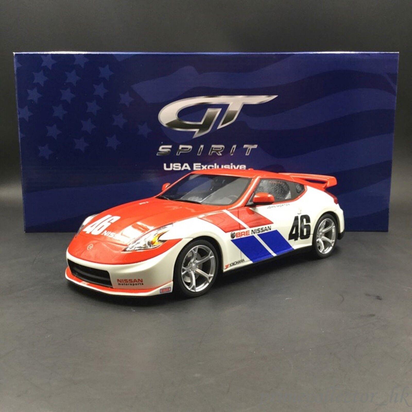 GT Spirit 1/18 2018 Nissan 370Z US013 aniversario 40