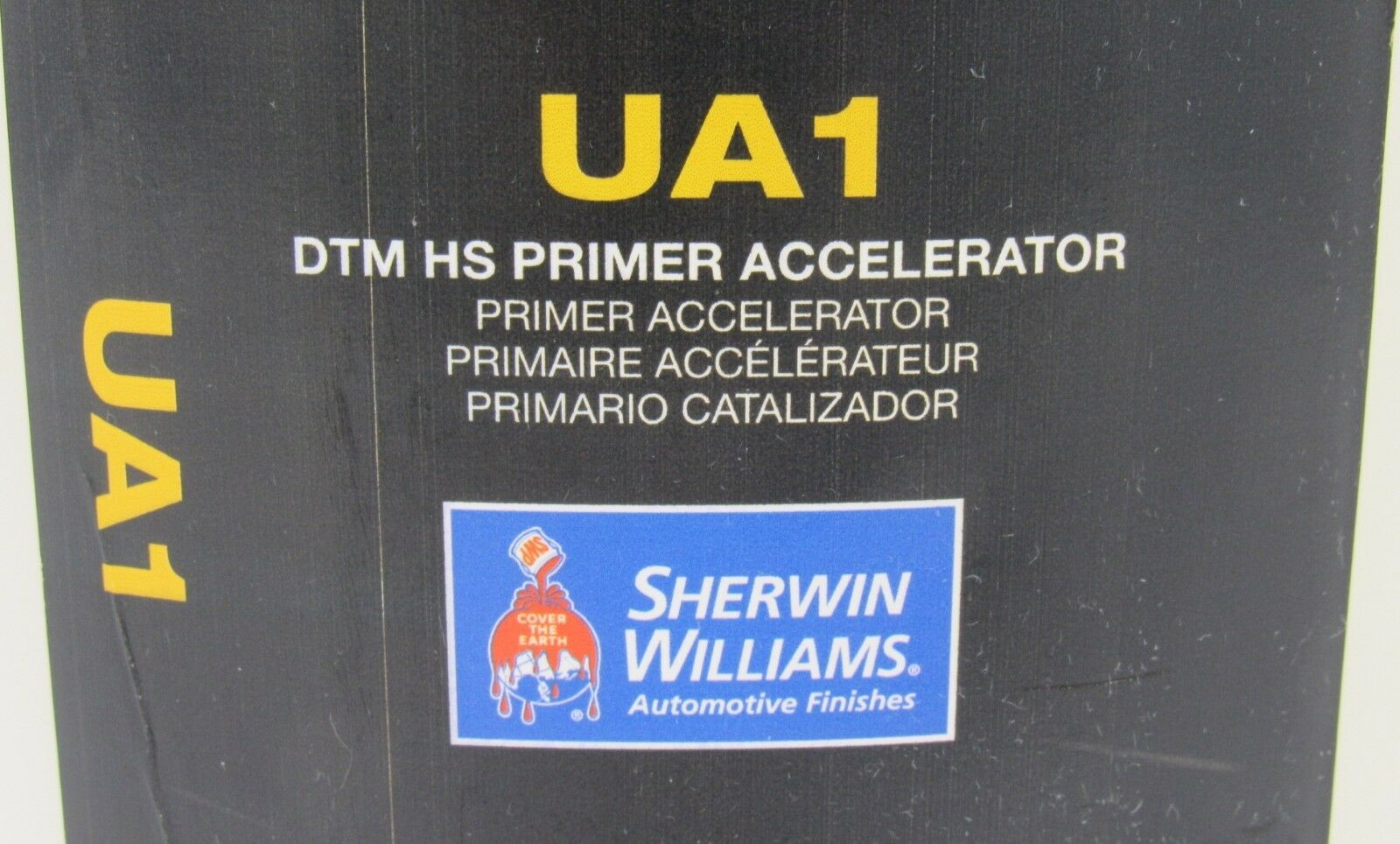 Sherwin Williams Automotive Ua1 Dtm Hs Primer Accelerator 1 Quart Premium