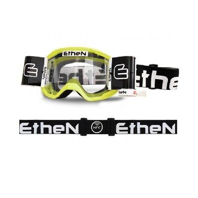 ETHEN 4EN03 FLUO YELLOW ENDURO MASK