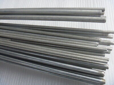 2pcs Φ16mm x 250mm ALUMINUM 6061 Round Rod D16mm Solid Lathe Bar Stock Cut Long