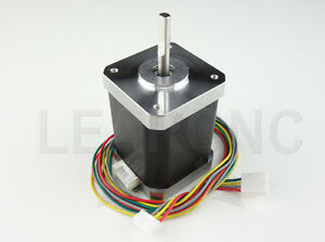 LearCNC-60mm-Nema17-Stepper-Motor-For-RAMPS-Prusa-Mendel-Rostock-3D-Printer