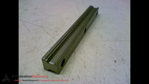NEW* #170891 REXROTH R160510431 LINEAR GUIDE RAIL 5-1//2 IN X 11//16 IN X 5//8 IN
