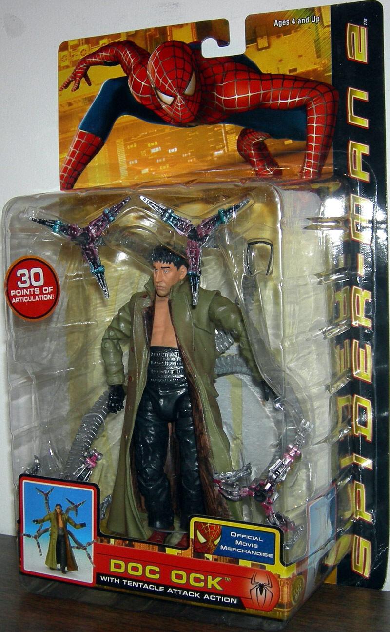 DOC OCK - SPIDERMAN 2 MOVIE - Wirkung FIGURE
