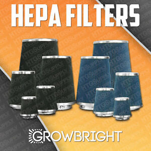 Image is loading HEPA-AIR-FILTER-Grow-Tent-Intake-Odor-Control- & HEPA AIR FILTER Grow Tent Intake Odor Control Dust Organic Shroom ...