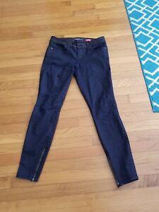 a3ed3a00416 Level 99 Janice Ultra Skinny Jeans Size 28 Dark Blue Super Stretch ...