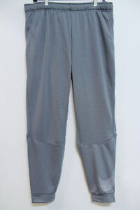 Details about NIKE DRY DRI FIT TRAINING PANTS COOL GRAYSILVER JOGGERS SWEATPANTS MENS SIZES
