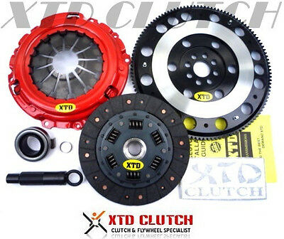 XTD STAGE 2 CLUTCH & X-LITE FLYWHEEL KIT RSX TYPE-S BASE & CIVIC Si 2.0L K20 K24