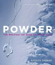 Powder: The Greatest Ski Runs on the Planet, Thorne, Patrick