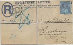 GB-1893-QV-2D-2-different-provisional-postal-stationery-registered-envelopes-VFU
