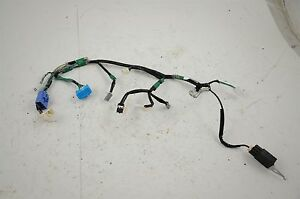 Details about JDM Toyota Altezza Wagon Tailgate Wiring Harness Loom on