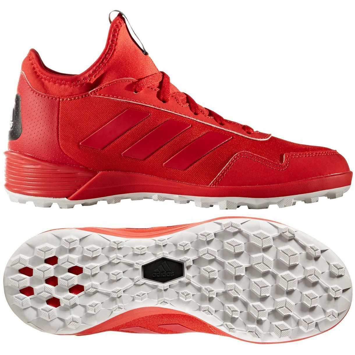 Adidas Ace 17.2 Tango TF Turf 2017 Soccer Shoes Red / White Kids - Youth