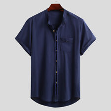 Nautica Mens Pink Adjustable Sleeves Casual Button-Down Shirt Top XS BHFO 4390