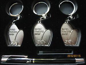 Matrix-Concept-Keychains-amp-Black-Fountain-Pen-1-set