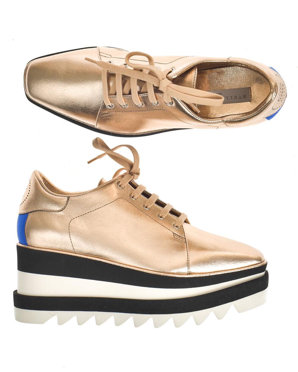 Stella McCartney zapatos italy zapatillas Elyse mujer made in italy zapatos oro 478958w1cw3 8395 4a83e6