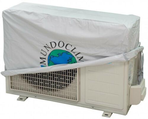 Abmessungen Abdeckplane// Abdeckhaube für Klimaanlagen und Wärmepumpen vers