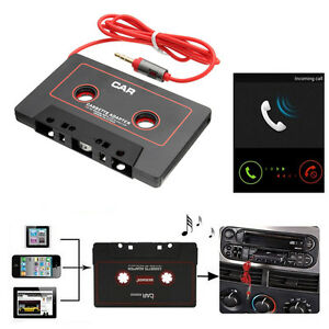 Car-Cassette-Tape-3-5mm-Music-Aux-Adapter-Converter-Audio-For-IPod-MP3-Player