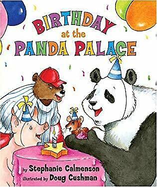 Birthday at the Panda Palace by Calmenson, Stephanie