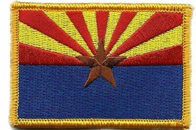 """VELCRO® BRAND Hook Fastener Compatible Patch State of New Mexico Multitan 3x2/"""""""