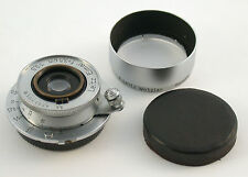 Elmar 3,5/35 3,5cm 35mm f3, 5 LEITZ LEICA m39 m-39 LTM no. 532478 1939 + Hood!