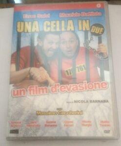 Una cella in due DVD NUOVO Battista Salvi Ceccherini FUORI CATALOGO RARO SDA NEW