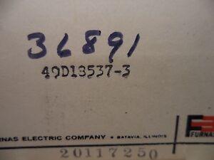 FURNAS 49D18537-3 CONTACT BLOCK NEW IN BOX NOS