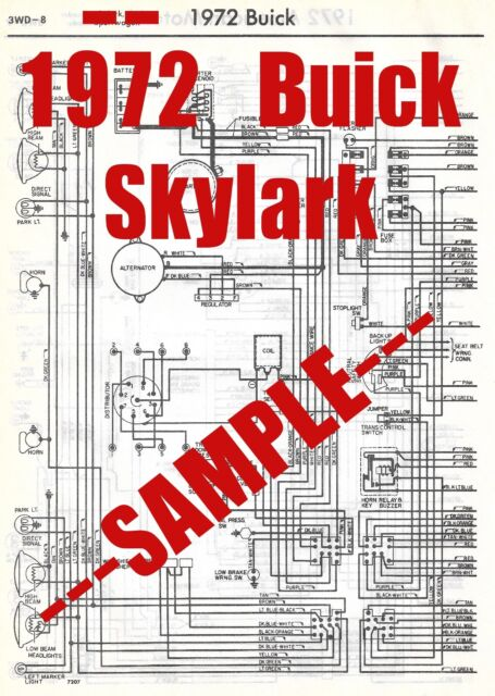 1972 Gmc Wiring Diagram