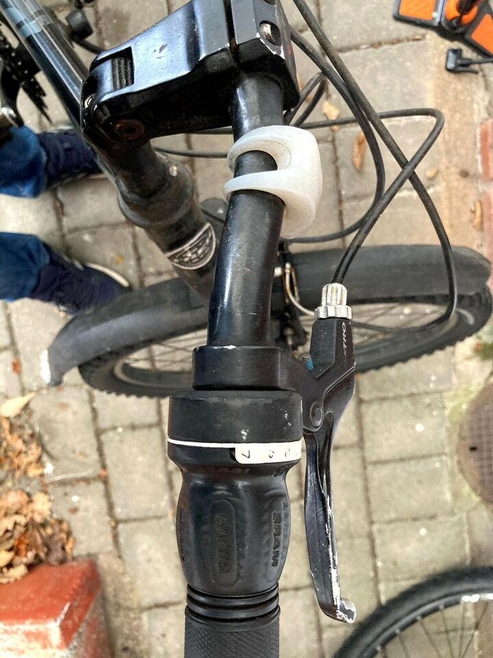 Drengecykel, mountainbike, Trek