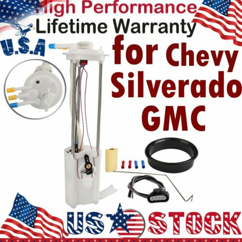 New Fuel Pump Assembly Module E3500M For Chevy Silverado GMC Sierra 1999-2004 US