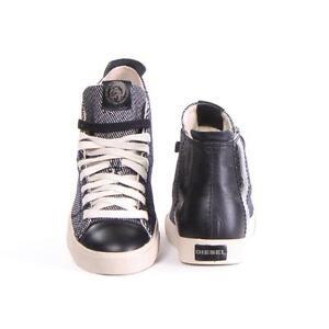 D-Tape-Fashion-Diesel-Shoes-Men-Black-Size-9
