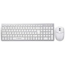 2.4 GHz Kabellos Gaming Tastatur und Maus Set Für PC Smart TV Android Weiß Farbe