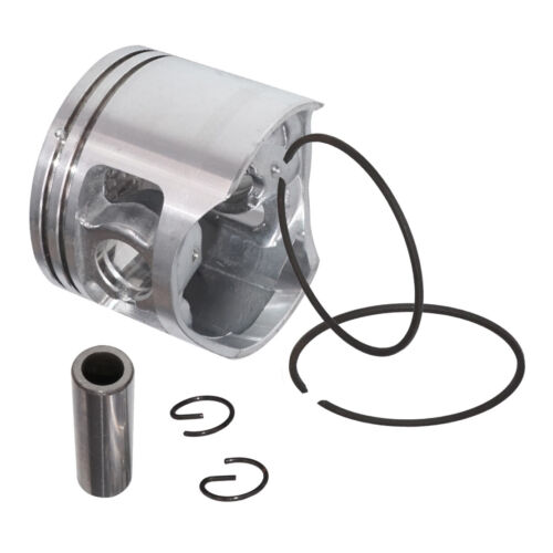 45mm Piston /& Pin /& Circlip /& Ring Kits For Chinese 5200 45cc 52cc 58cc Chainsaw