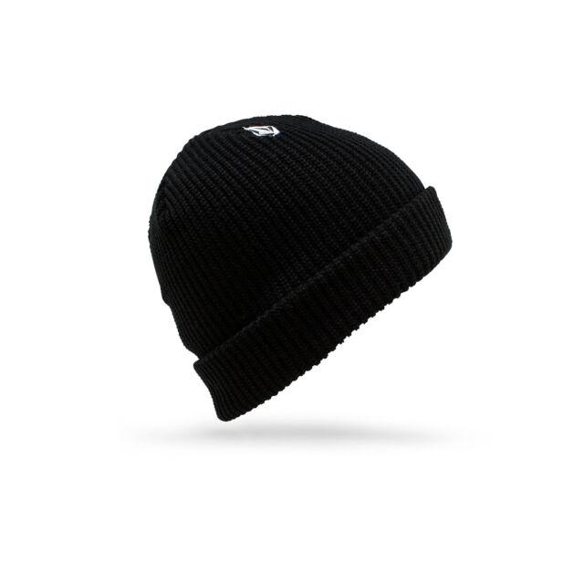 Volcom Bonnet Cruiser Beanie Black