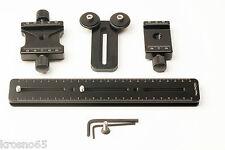 Lens Support 10 inch  4 Arca Swiss Kirk Markins Wimberley acratech foba rrs