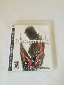 Prototype PS3 PlayStation 3 Complete with manual tested working