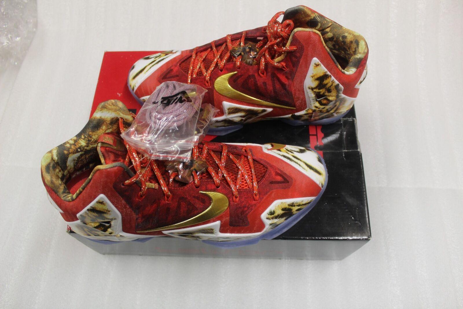 pretty nice bdbfb da951 LeBron James Nike 2018 2k14 Limited XI Premium talla 13 descuento Hombre el último  descuento 13 zapatos para hombres y mujeres cd55a8