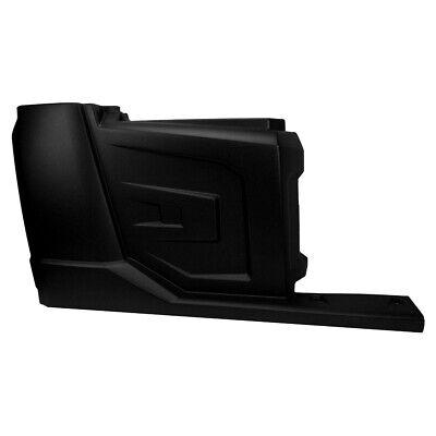Qty 1 Black Genuine OEM Part 5450360-070 Polaris Rear Right Hand Fender With Rocker