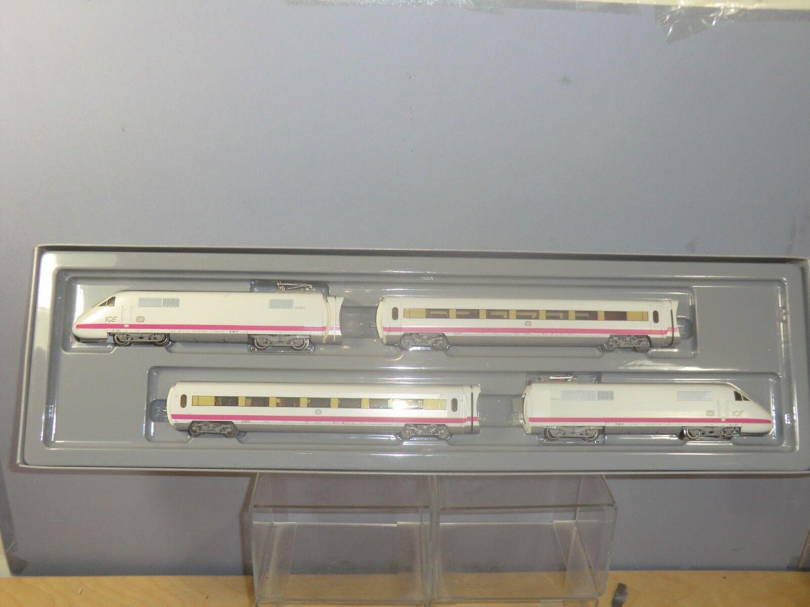 buscando agente de ventas MARKLIN     MODEL No 3671 DB   ICE  PASSENGER TRAIN SET  VN MIB  Garantía 100% de ajuste