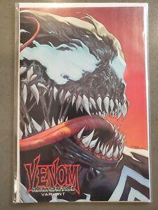 VENOM-18-IMMORTAL-VARIANT-Wraparound-Sliney-Cover-NM-Marvel