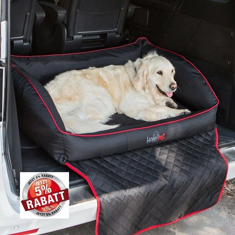 NEU Hobbydog ROYAL TRUNK Kofferraumschutzdecke Autoschutzdecke Hundedecke