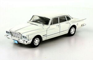 Chrysler-Valiant-1-V200-1961-Rare-Argentina-Diecast-Scale-1-43-New-With-Magazine