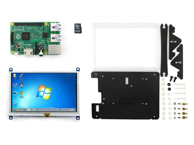 Raspberry Pi 2 Model B Pack E 1GB RAM 900MHz Quad-core ARM Cortex-A7 CPU Mini PC