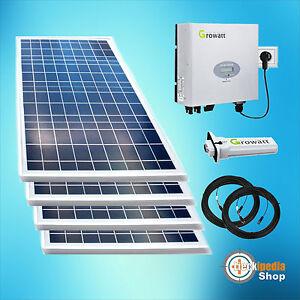 1000 watt plug play solaranlage photovoltaikanlage. Black Bedroom Furniture Sets. Home Design Ideas