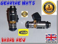 4X FIAT PUNTO GRANDE 500 IDEA DOBLO QUBO 1.2 1.4 Einspritzventil Injektor IWP160